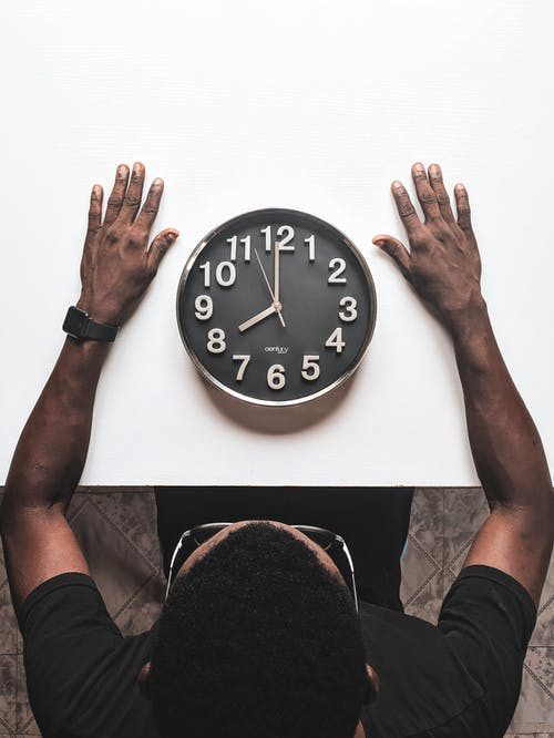 Five simple tips for effective time management